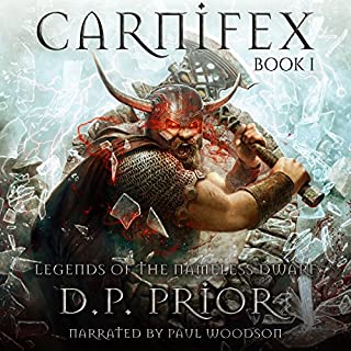 Carnifex cover art