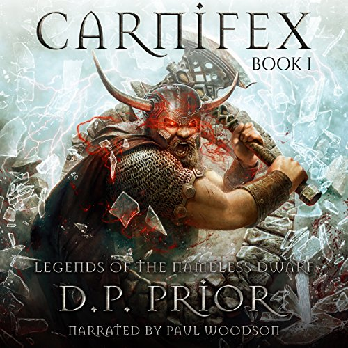 Carnifex audiobook cover art
