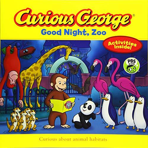 前好奇的乔治夜间动物园2020年