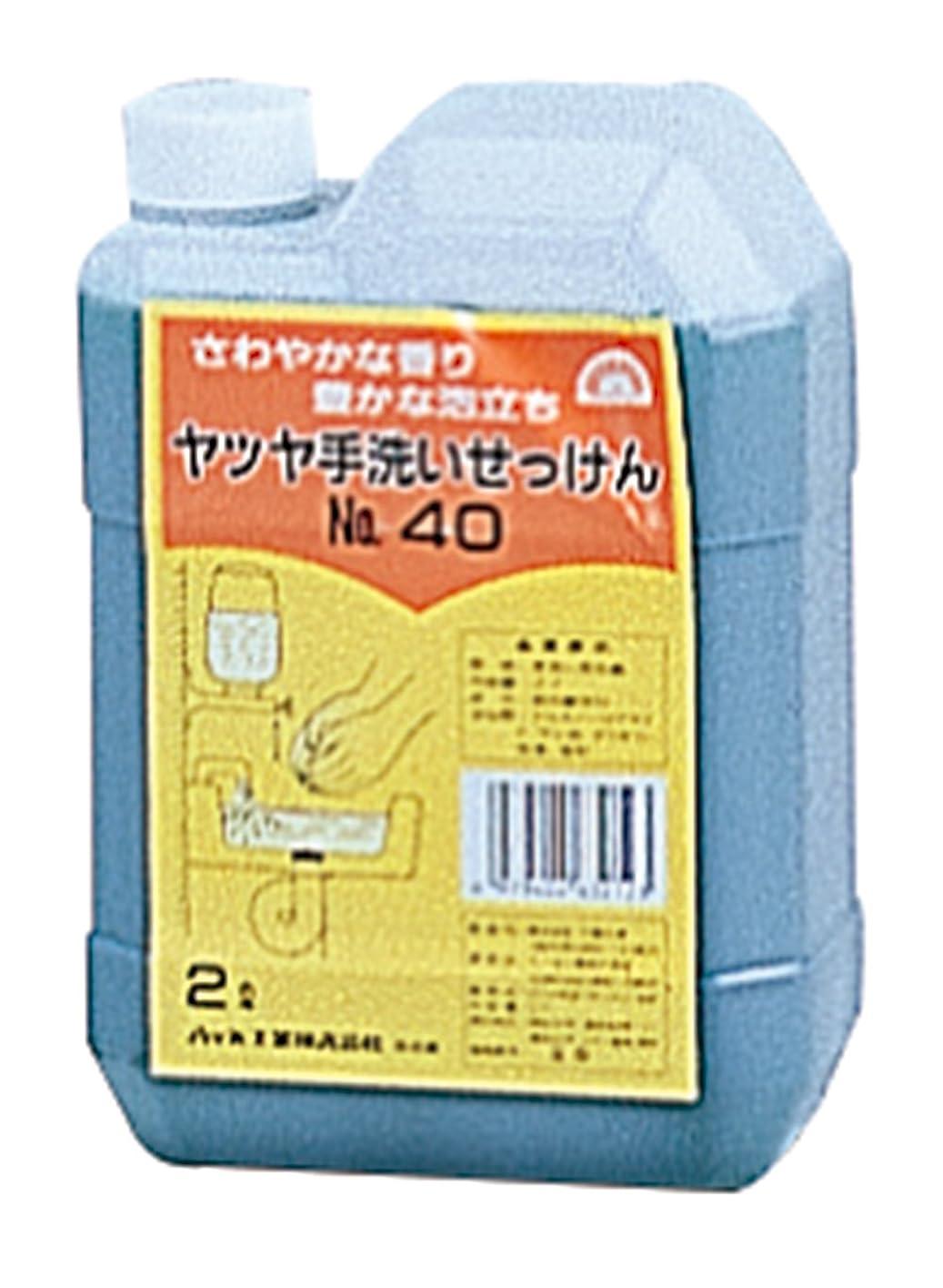 電信提案胴体YATSUYA 手洗いせっけん#40 2L 69064