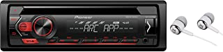 Pioneer Single Din in-Dash CD/CD-R/Rw, MP3/Wma/Wav Am/FM Front USB/Auxiliary Input MIXTRAX and Arc Support Car Stereo Rece...