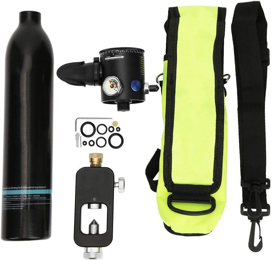 Tampa Mall Scuba Diving Tank - Cheap mail order specialty store Cylinder Portable Oxygen 0.5L