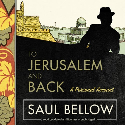 To Jerusalem and Back Titelbild