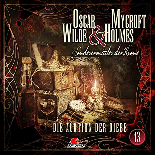 Die Auktion der Diebe audiobook cover art