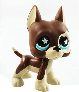 Vibola Rare Pet Shop Action Figure Toys Cute Dog Animal Child Girl Boy Figure Loose Toy