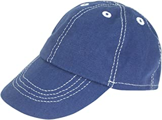 Sophia's 18 Inch Boy Doll Hat Blue Baseball Cap for Dolls