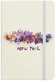 MultiColor A5 Multicolore DIYthinker Mus/ée dOrsay /à Paris France Notebook Tissu Couverture rigide classique Journal A5 Journal A5 144 X 210mm 144 x 210 mm
