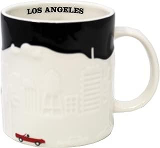 Starbucks 2012 LA Los Angeles Limited Edition Collector Mug, 16 Oz