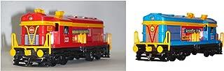 Indian Rail Diesel Engine Scale Model Indian Raliways Locomotive 2 pc