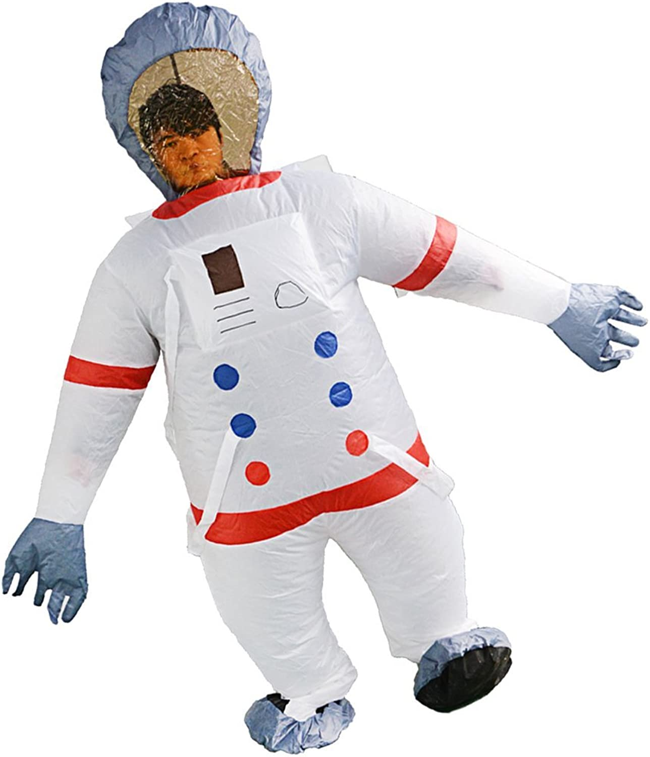 Dolity Adult Inflatable Astronaut Costume
