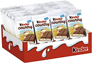 Kinder Country Delicious Candy Bar