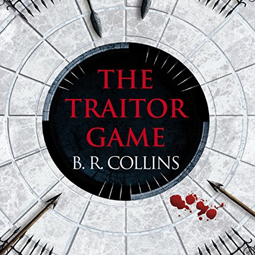 The Traitor Game cover art