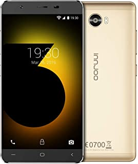 Innjoo Fire3 Air LTE Dual Sim - 8GB, 1GB, 4G LTE, Gold