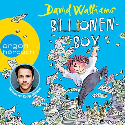 Billionen-Boy audiobook cover art