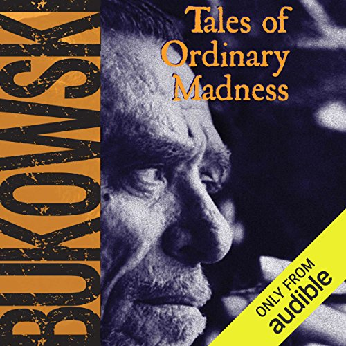 Tales of Ordinary Madness audiobook cover art