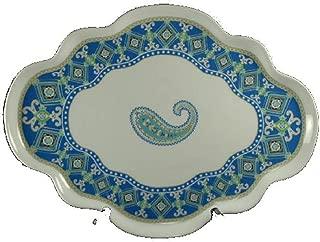 Vera Bradley - Vanity Tray - Capri Blue Pattern - Retired!