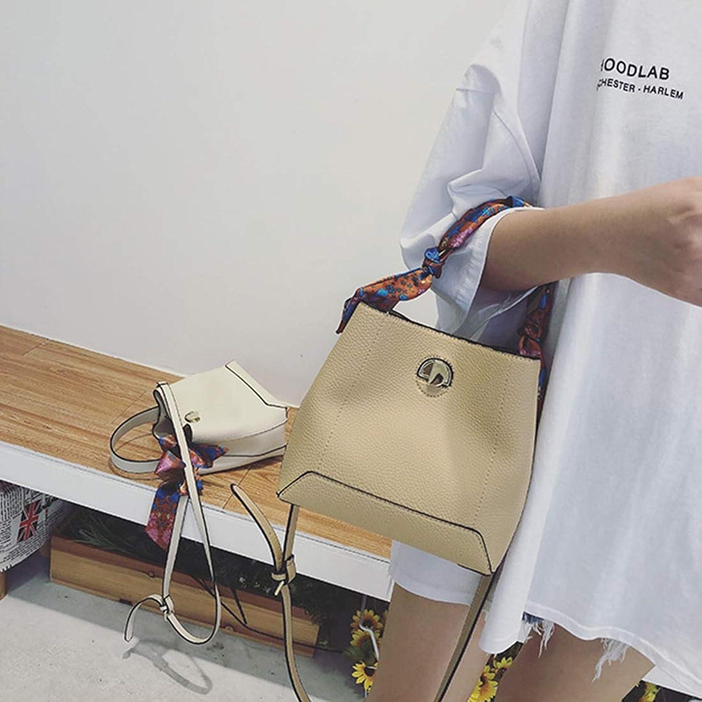 BAACHANG Mini-Party-Tasche Schultertasche Tasche Schaled Mobile Bag Damen-PU-Leder Diagonal Diagonal Diagonal Tasche Tasche Pendler School (Farbe   Gelb) B07L3CSQD3  Schnelle Lieferung 288246