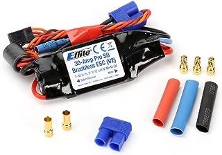 E-flite 30-Amp Pro Switch-Mode BEC Brushless ESC (V2), EFLA1030B