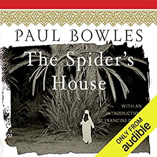 The Spider's House audiobook cover art