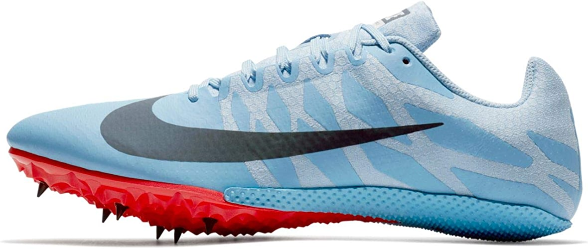 Nike Zoom Rival S 9, Chaussures de FonctionneHommest Compétition Enfant