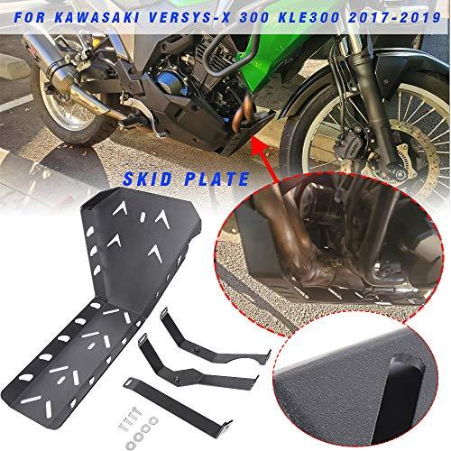 motocicleta soporte pie caballete lateral enlarger placa CNC aluminio Pad para Kawasaki VERSYS1000 versys 1000 KLE1000 121314