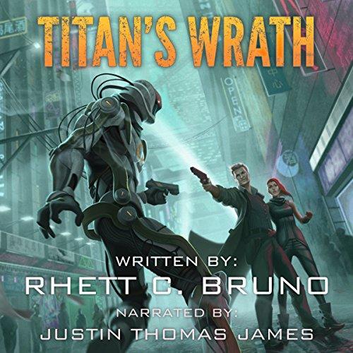 Titan's Wrath cover art