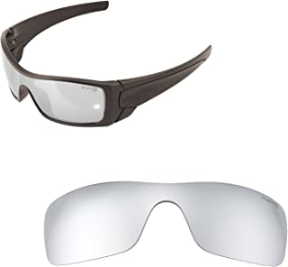 Walleva Replacement Lenses for Oakley Batwolf Sunglasses - Multiple Options Available