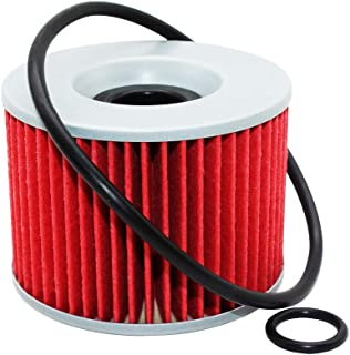 Yerbay Motorcycle Oil Filter for Honda CB 750 1969-1978 / CB750 F 1980-1985 / CB750 Limited Edition 750 1979