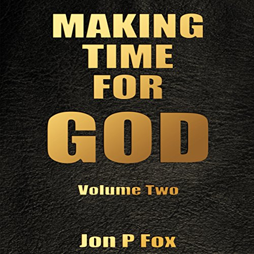 Make Time for God audiobook cover art