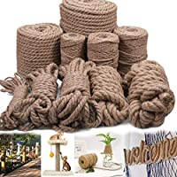 Jueapu Twisted Jote Rope (0.25 in x 100 ft)