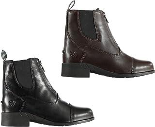 Official Brand Ariat Devon IV Paddock Boots Juniors Boys Shoes Boot Kids Footwear