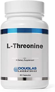 Douglas Laboratories L-Threonine   Amino Acid Supplement for Liver Support, Wound Healing, Heart Health, and Nervous Syste...