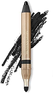 Artisan L'uxe Beauty Velvet Jumbo Eyeliner Pencil - Smokey Eyes in 3 Minutes - Water-Resistant, Smudge-Proo...