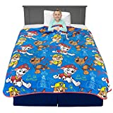 Franco Kids Bedding Super Soft Plush Throw Blanket, 62' x 90', Paw Patrol