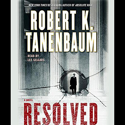 Resolved audiobook cover art