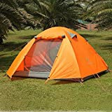 Orpio Picnic Hiking Camping Portable & Waterproof Dome Tent For 6 Person With Bag