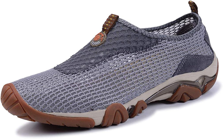 f97ff7e0387d2 Hiking shoes for Men Men Men Mesh Breathable Wading Slip -Resistant ...