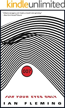 For Your Eyes Only (James Bond (Original Series) Book 8)