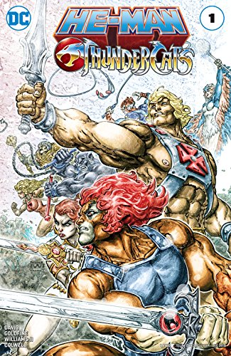 He-Man/Thundercats (2016-2017) #1 (English Edition)