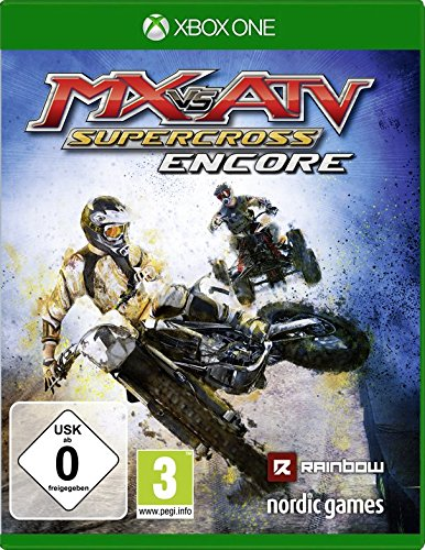 MX vs. ATV Supercross - Encore