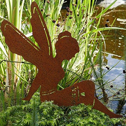 Gartenzaubereien Beetstecker Elfe/Fee zum Stecken 32/30