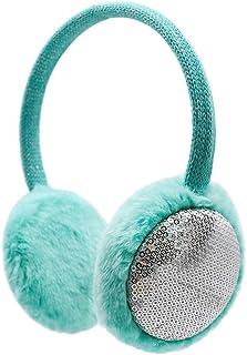 HOBULL Unisex Adults Kids Winter Warm Earmuffs Foldable Adjustable Ear Warmers