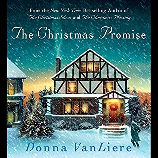 The Christmas Promise audiobook cover art