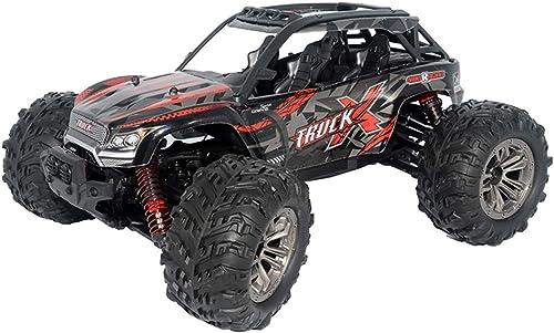 SYN RC Auto 1 16 ferngesteuertes Vierrad Crawler Spielzeug Offroad Geschenk Erwachsene Fahrzeuge Hobby Racing Elektro Kinder Kinder, rot, Free Größe