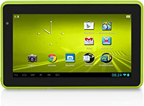Digital2 Deluxe D2-713G_GN 7-Inch 4 GB Tablet (Green)