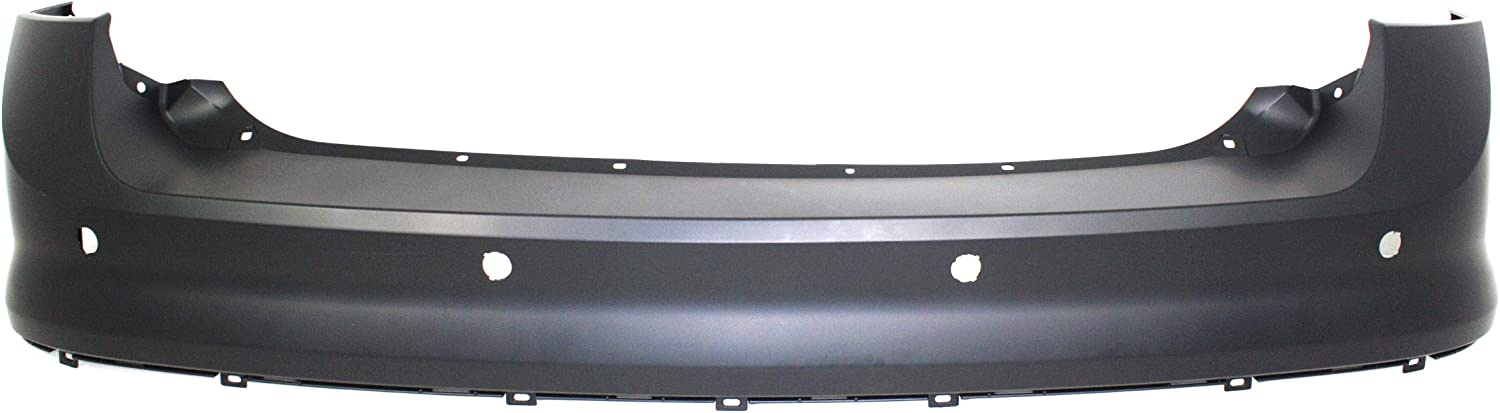 Garage-Pro Excellent Rear Bumper Cover Compatible 2007-2010 Ford with Edge Columbus Mall