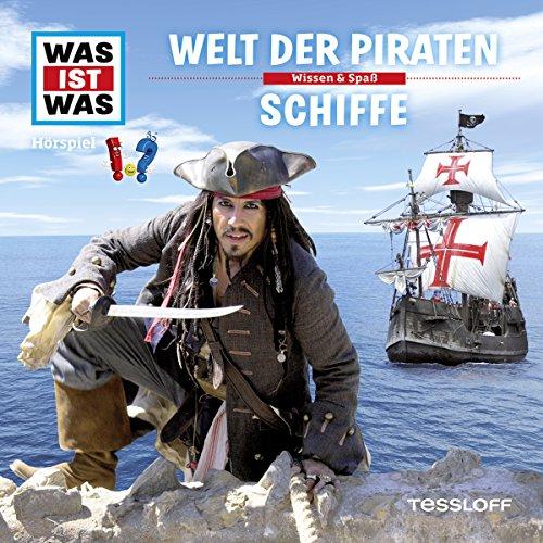 Welt der Piraten / Schiffe (Was ist Was 9) Titelbild