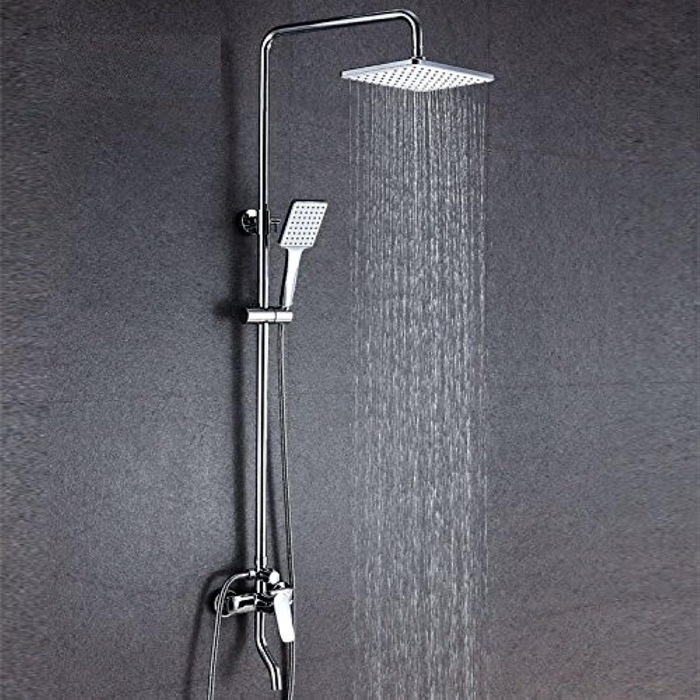TS-nslixuan-Dusche-Mischer-Set Duschgarnitur Set Duschsystem Die Neue Hochwertiger Dusche Mit Vollstndigen Aufladung Dusche Aufhebung Sprinkler Duschen Wasserhahn Hat Drei