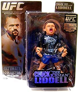 Round 5 MMA UFC Ultimate Collector Series 1 Chuck Liddell Action Figure [Limited Edition]