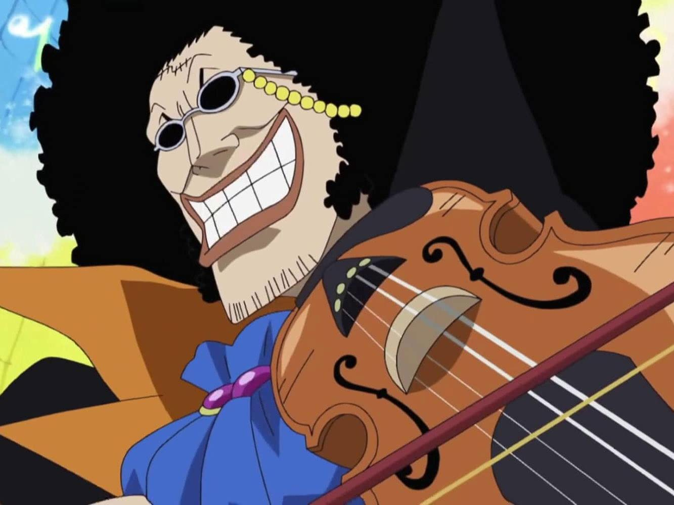 WenKaiLi ONE Piece 67% OFF of fixed price Series Brook Playing Diamond Max 64% OFF Filled P Digital